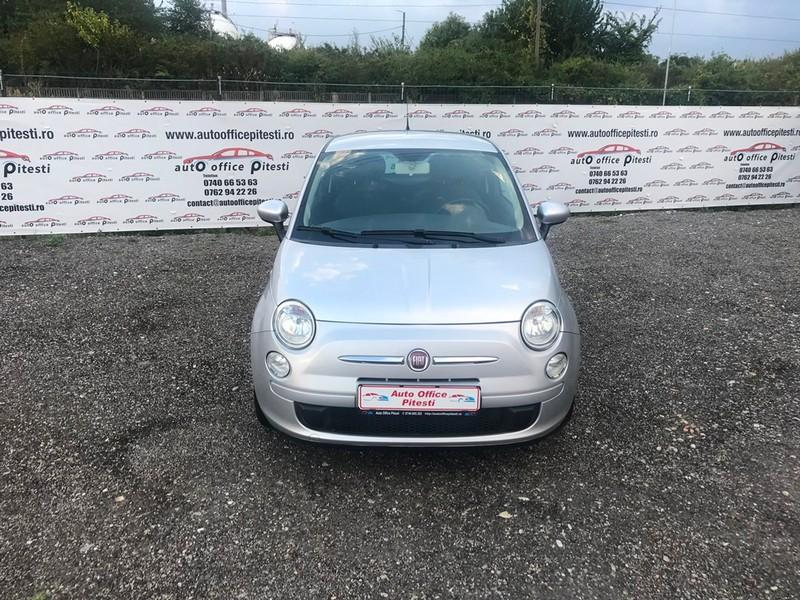 Fiat 500 Editie aniversara Italia 150 Ani