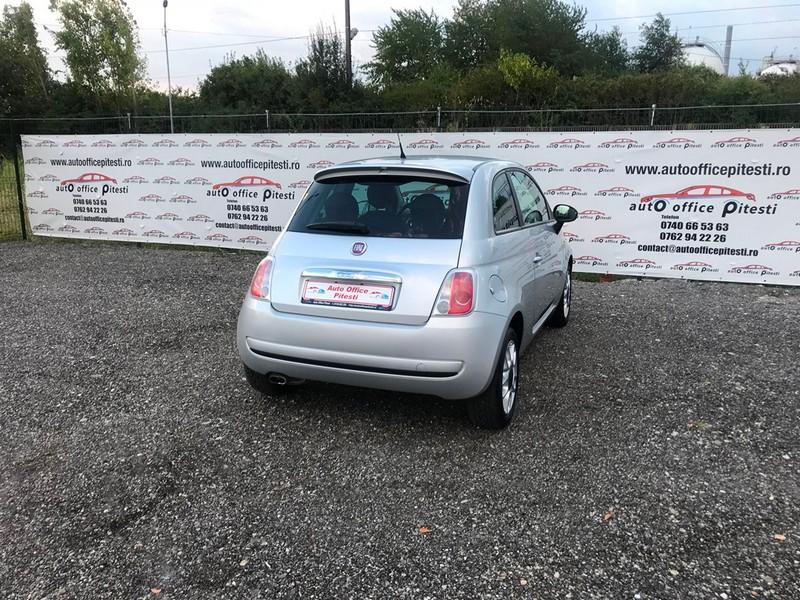 Fiat 500 Editie aniversara Italia 150 Ani Foto 5