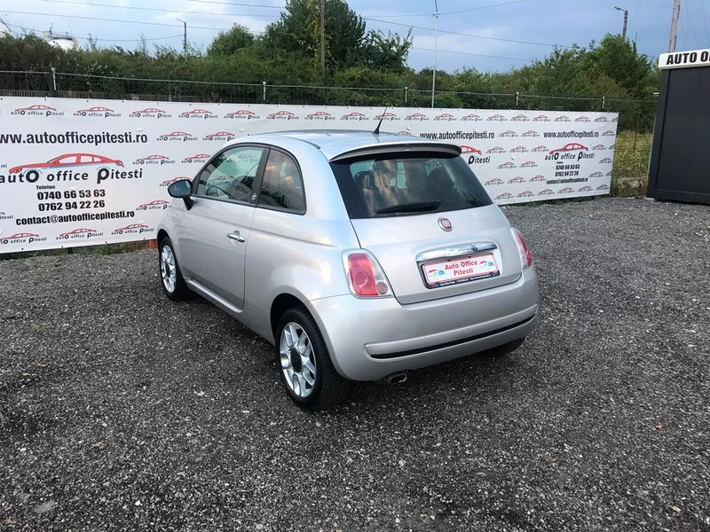 Fiat 500 Editie aniversara Italia 150 Ani Foto 6
