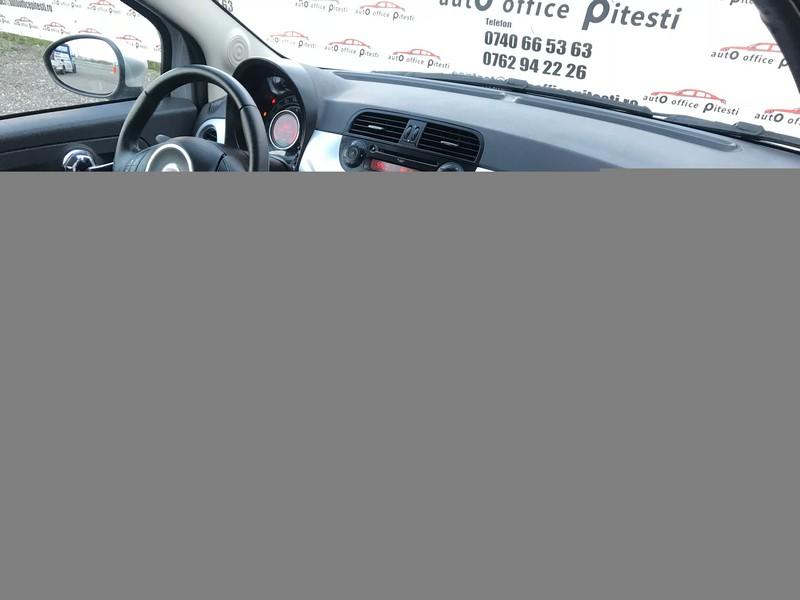 Fiat 500 Editie aniversara Italia 150 Ani Foto 9