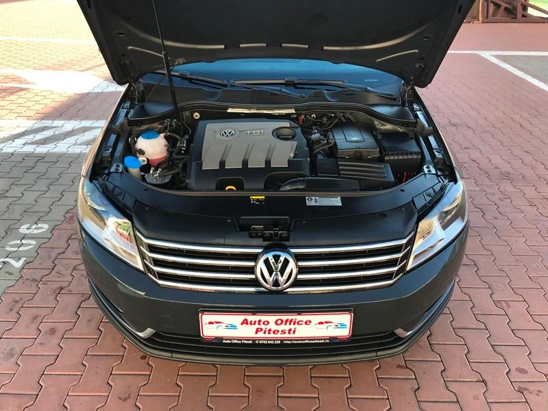 VW PASSAT 1.6 TDI IMPECABIL Foto 13