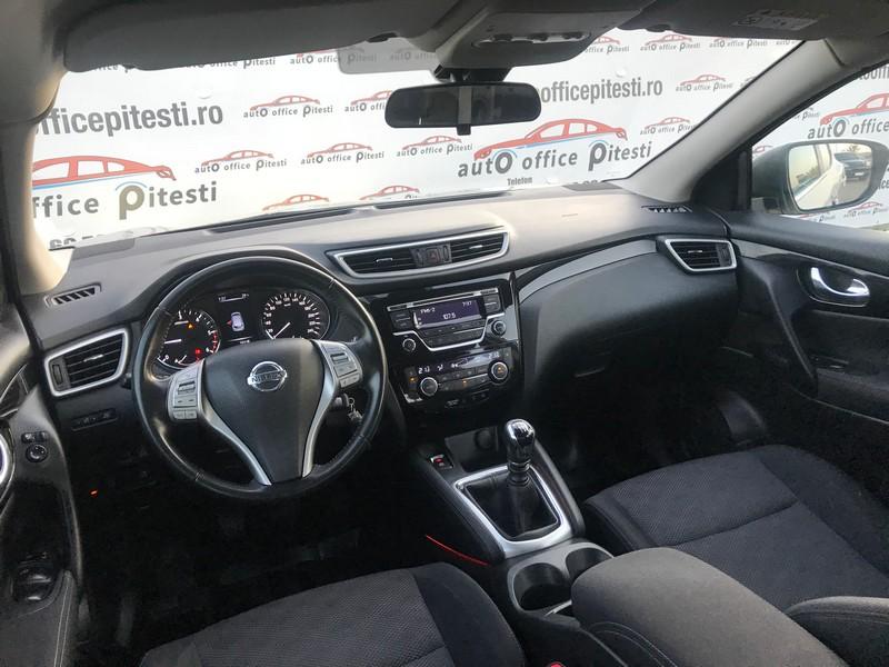 Nissan Qashqai 4*4 Impecabila Foto 12