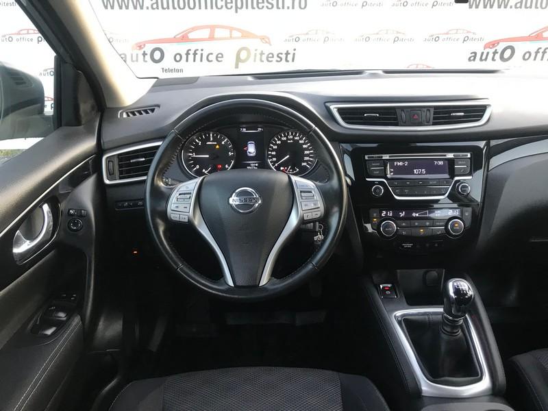 Nissan Qashqai 4*4 Impecabila Foto 10