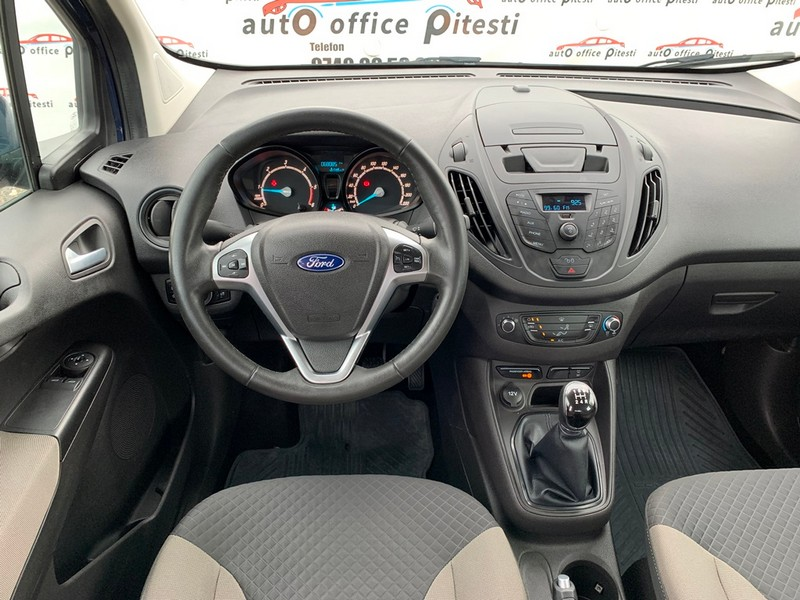 Ford Courier Euro 6 Foto 9