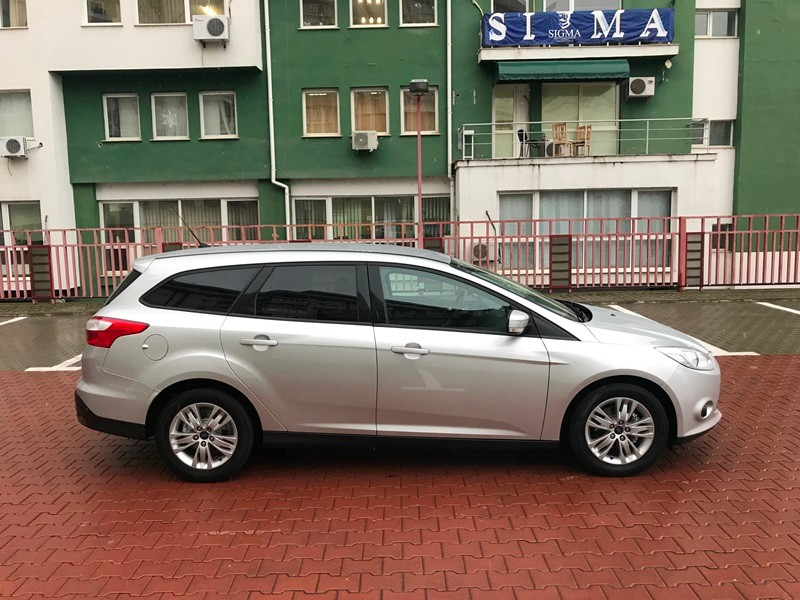 FORD FOCUS BREAK 1.6 TDCI Foto 3