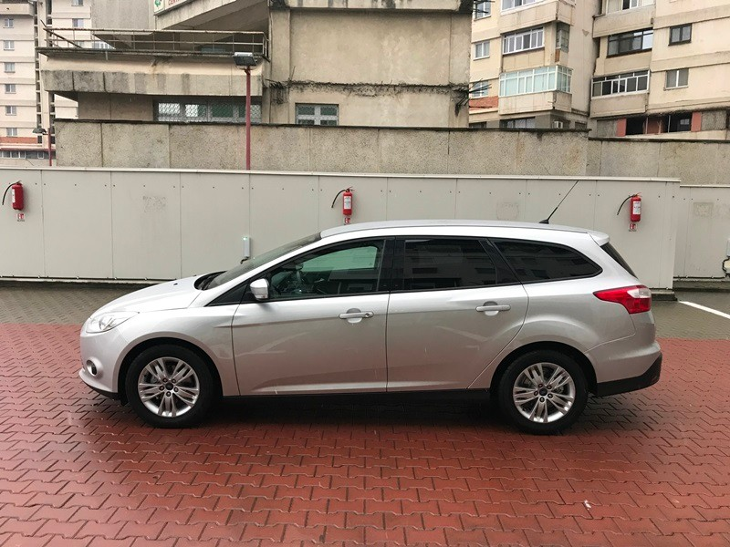 FORD FOCUS BREAK 1.6 TDCI Foto 7
