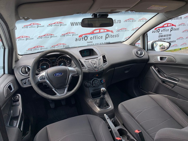 Ford Fiesta 1.5 TDCI EURO 5 Foto 11