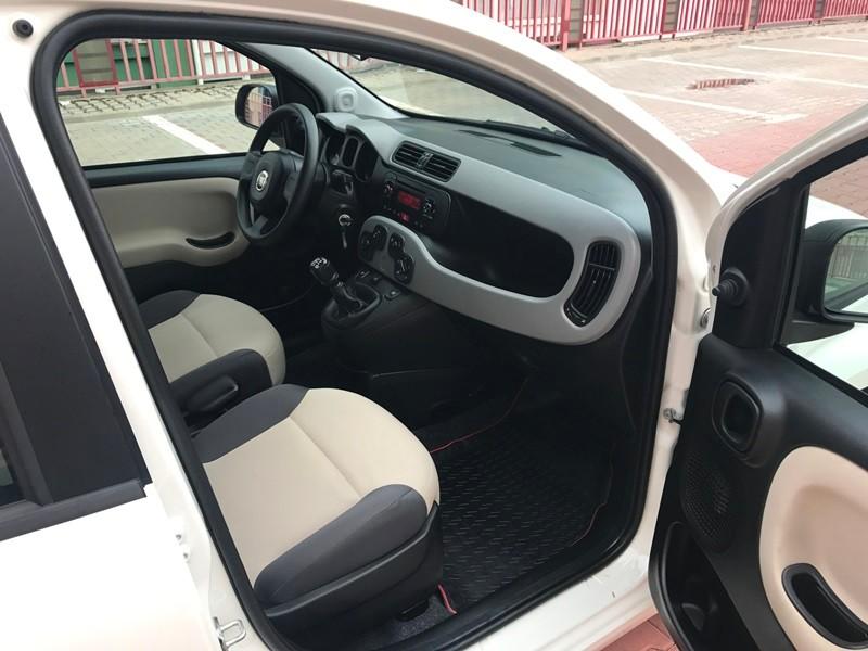 Fiat Panda Modelul Nou Benzina + GPL Foto 12