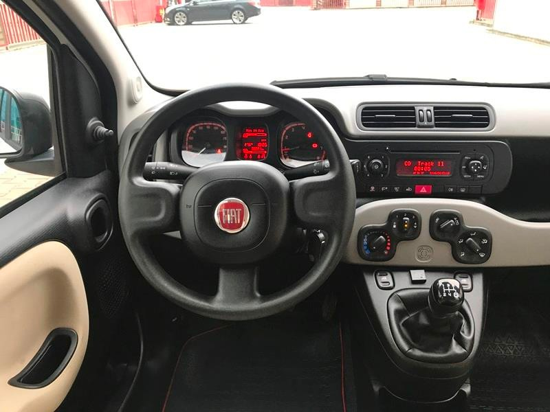 Fiat Panda Modelul Nou Benzina + GPL Foto 9