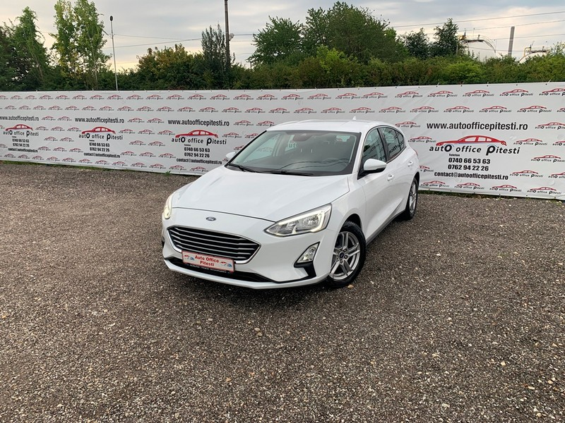 Ford Focu Modelul Nou 2019 Foto 2