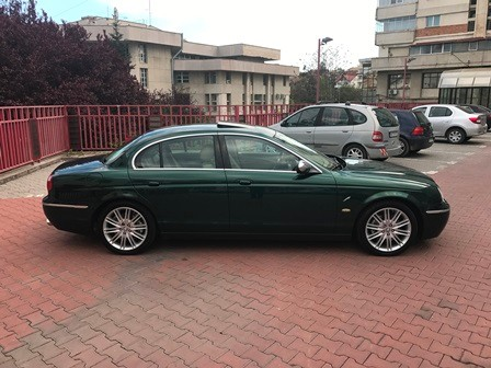 Jaguar S-Type R FACELIFT EXTRA-FULL Foto 2