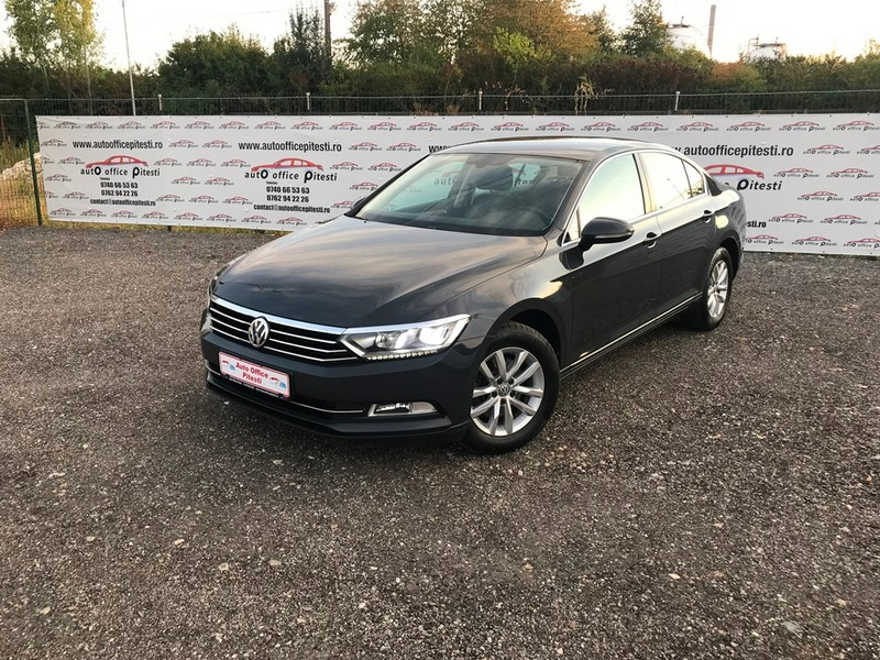 VW PASSAT 2.0 TDI 150 CP FULL LED