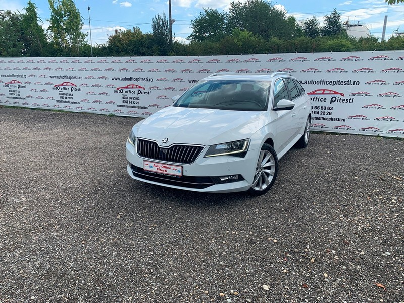 Skoda Superb 2.0 TDI EURO 6