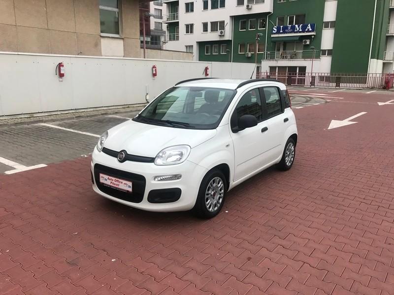 Fiat Panda Modelul Nou Benzina + GPL Foto 2