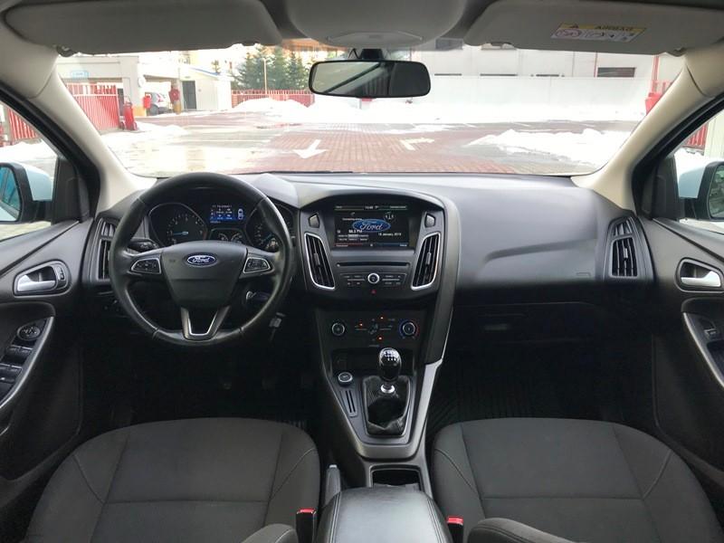 Ford Focus 1.6 TDCI Facelift Impecabil Foto 7