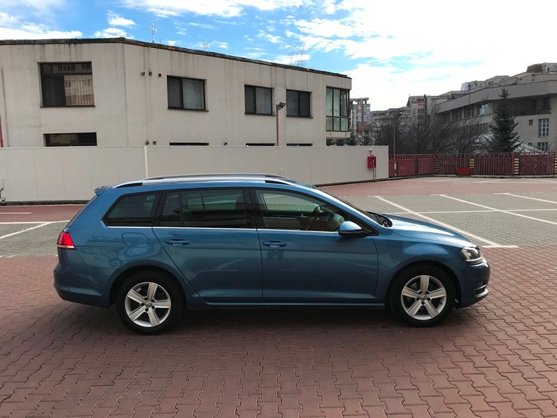 VW GOLF 7 BREAK HIGHLINE DEOSEBIT Foto 4