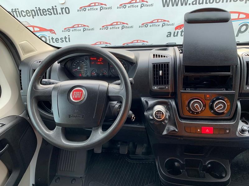 Fiat Ducato Frigorific Maxi + Suprainaltat Foto 8