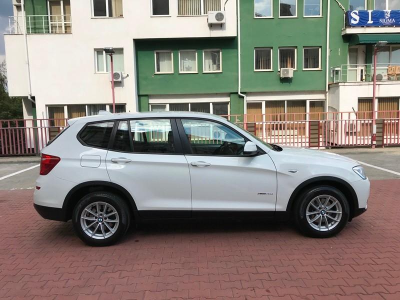 BMW X3 FACELIFT EURO 6 Foto 3