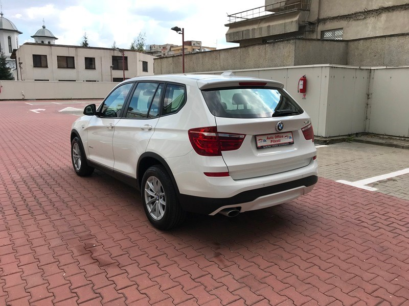 BMW X3 FACELIFT EURO 6 Foto 5