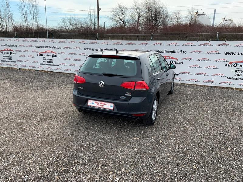 VW Golf 7 Euro 6 Comfortline Foto 4