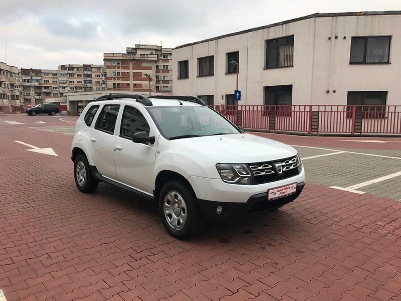 Dacia Duster 4*4 Facelift 2014 Foto 3