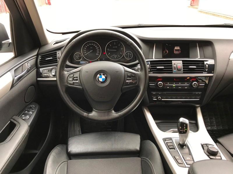 BMW X3 FACELIFT EURO 6 Foto 8