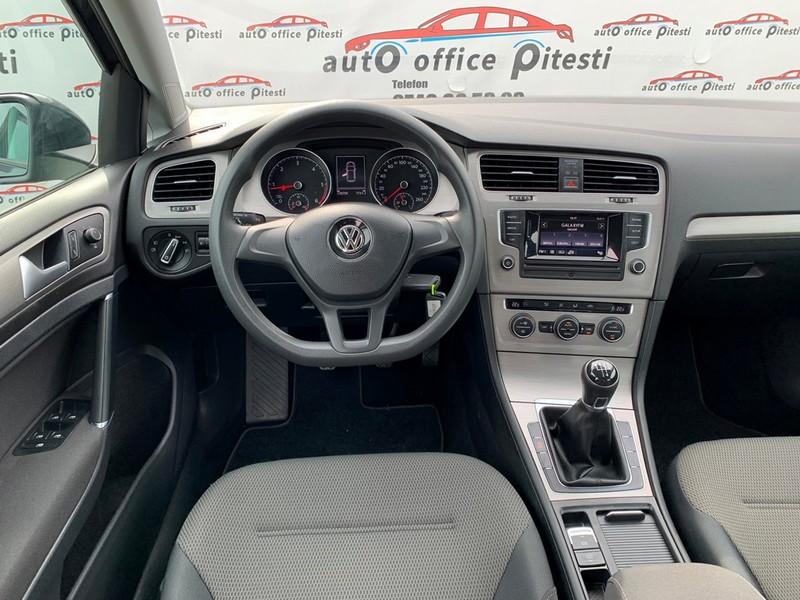 VW Golf 7 Euro 6 Comfortline Foto 9