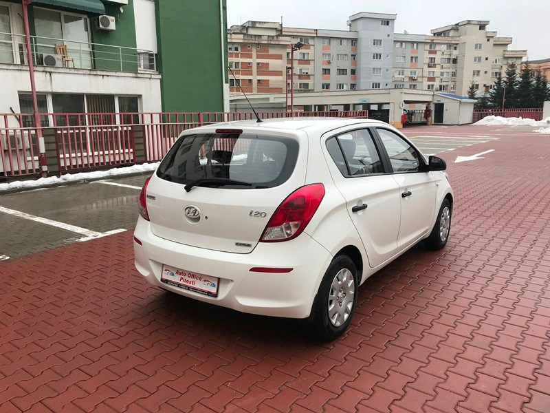 Hyundai I20 1.2 CRDI Euro 5 Foto 4