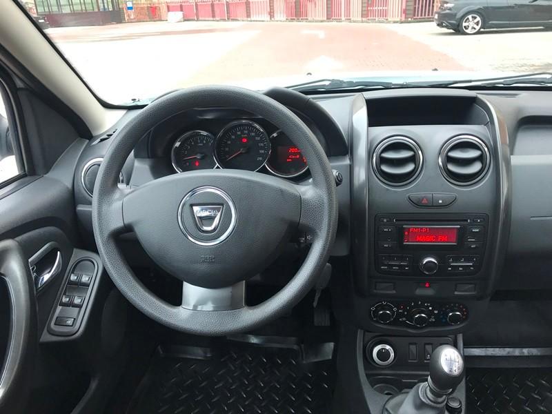 Dacia Duster 4*4 Facelift 2014 Foto 10