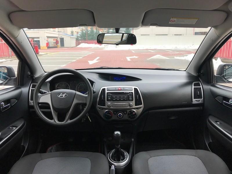 Hyundai I20 1.2 CRDI Euro 5 Foto 7