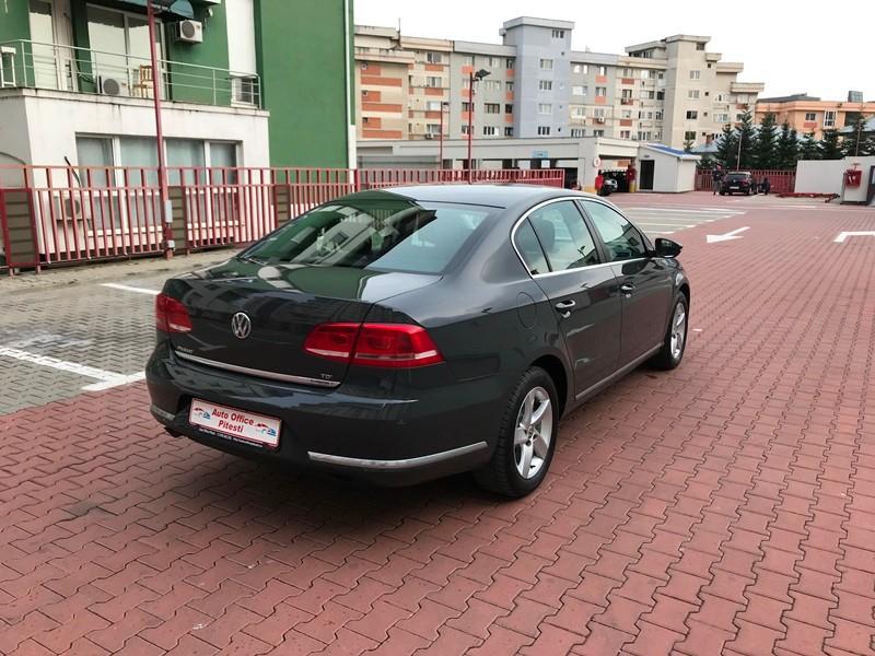 VW PASSAT 1.6 TDI IMPECABIL Foto 5