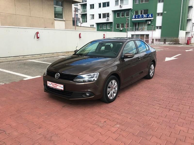 VW JETTA 1.6 TDI TRENDLINE