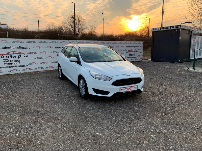 FORD FOCUS 1.0 ECOBOOST EURO 6 Foto 2