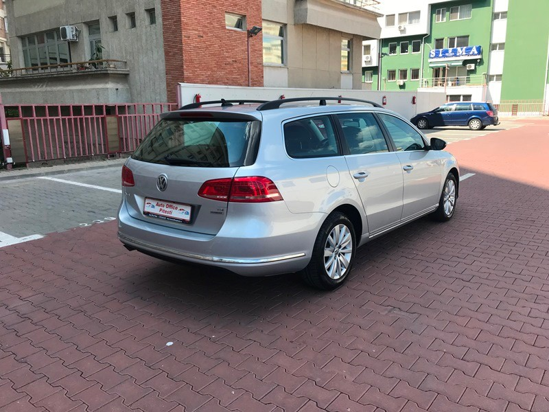 VW  PASSAT BREAK 2011 XENON,NAVI Foto 4