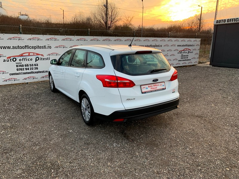 FORD FOCUS 1.0 ECOBOOST EURO 6 Foto 6