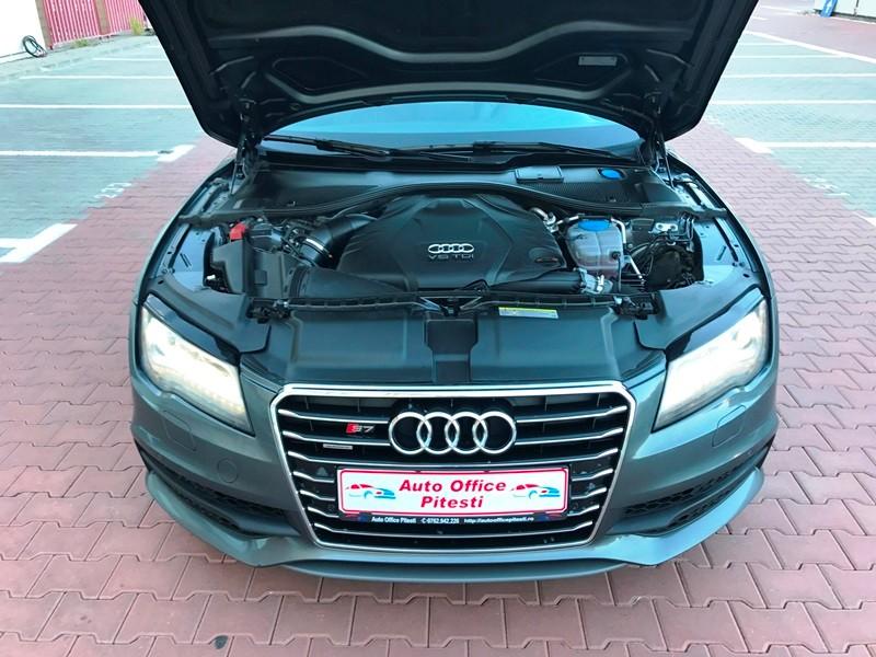 Audi A7 Sline Unic Proprietar De Noua Foto 16