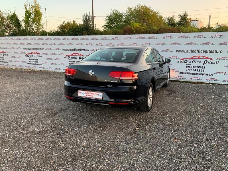VW PASSAT 2.0 TDI 150 CP EURO 6 Foto 4