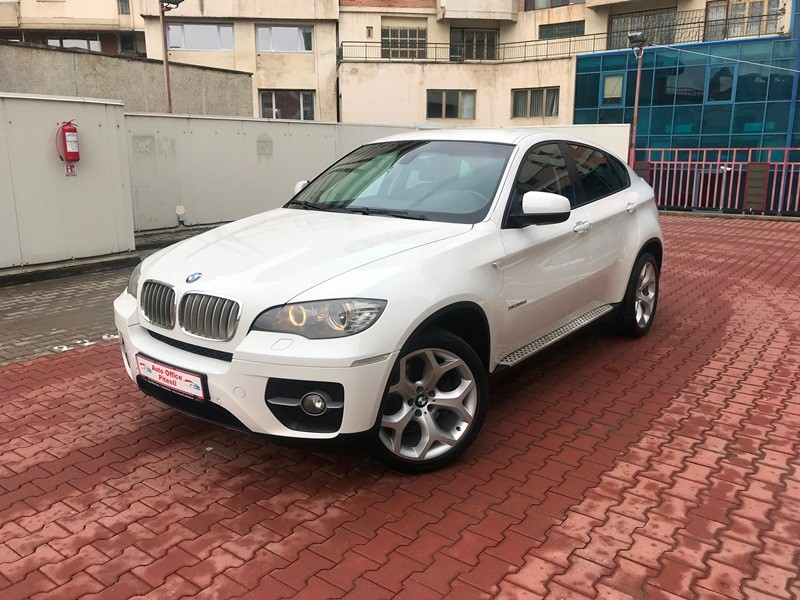 BMW X6 3.5 D Xdrive 286 CP EURO 5