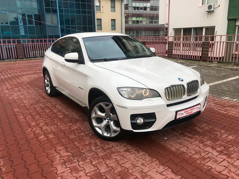BMW X6 3.5 D Xdrive 286 CP EURO 5 Foto 2