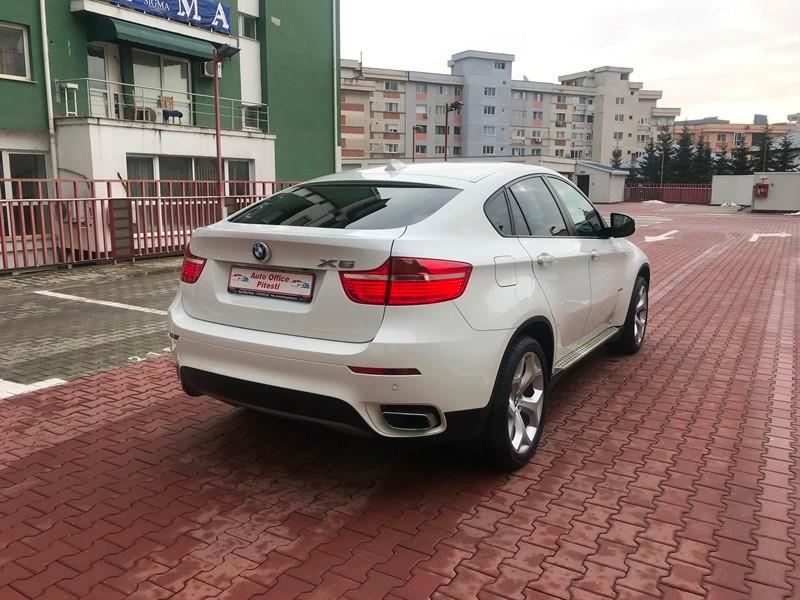BMW X6 3.5 D Xdrive 286 CP EURO 5 Foto 4