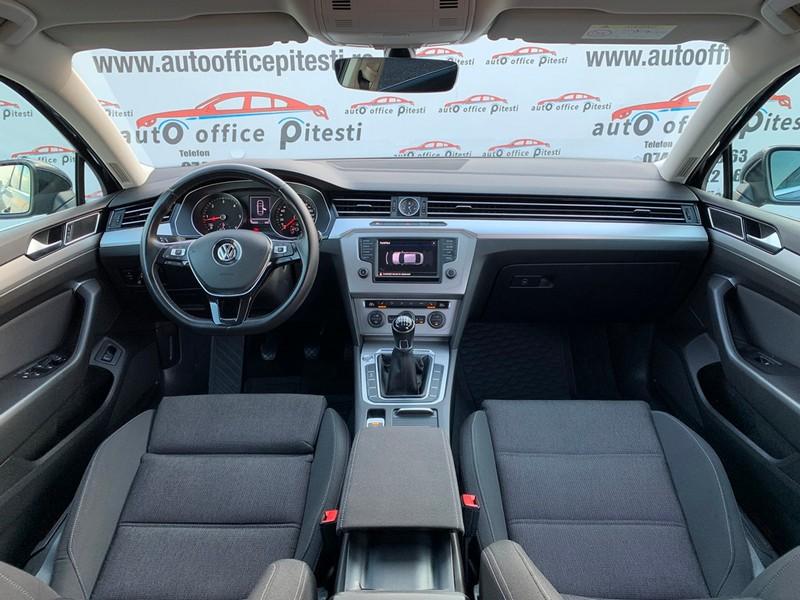 VW PASSAT 2.0 TDI 150 CP EURO 6 Foto 8