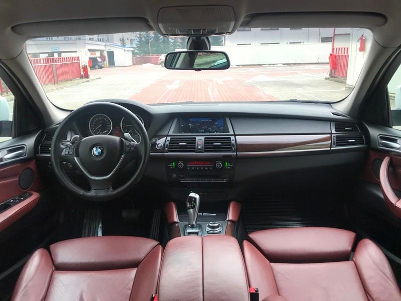 BMW X6 3.5 D Xdrive 286 CP EURO 5 Foto 7