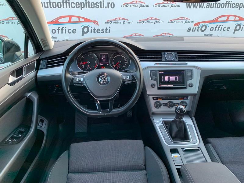 VW PASSAT 2.0 TDI 150 CP EURO 6 Foto 9