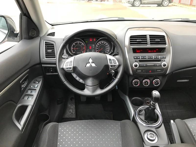Mitsubishi ASX 1.8 DI-D Panorama,Xenon Foto 9