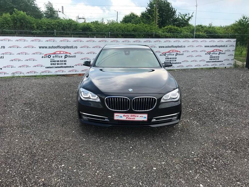 BMW 740 LONG 313 CP FULL LED