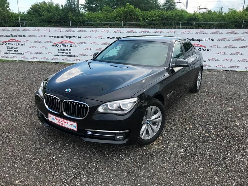 BMW 740 LONG 313 CP FULL LED Foto 2