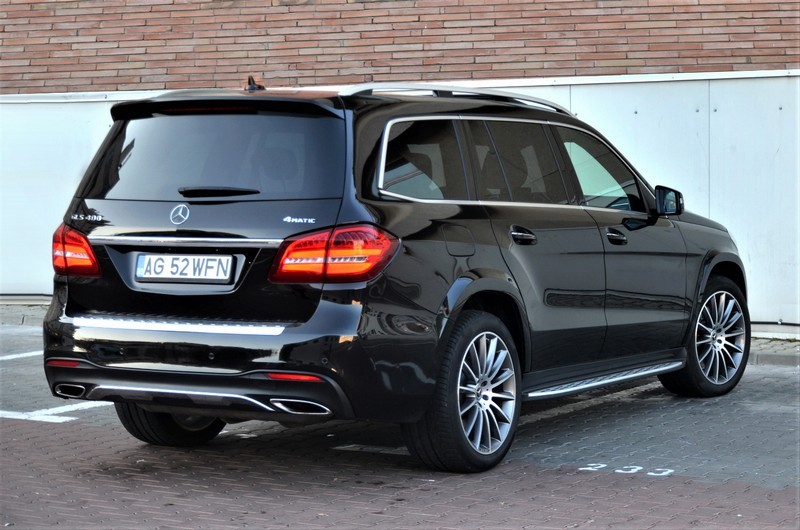 MERCEDES-BENZ GLS 400 4 MATIC Foto 5
