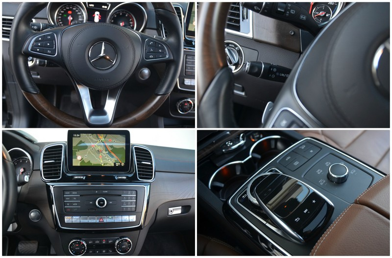 MERCEDES-BENZ GLS 400 4 MATIC Foto 14