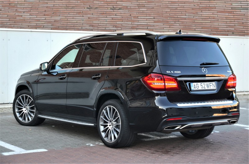 MERCEDES-BENZ GLS 400 4 MATIC Foto 7