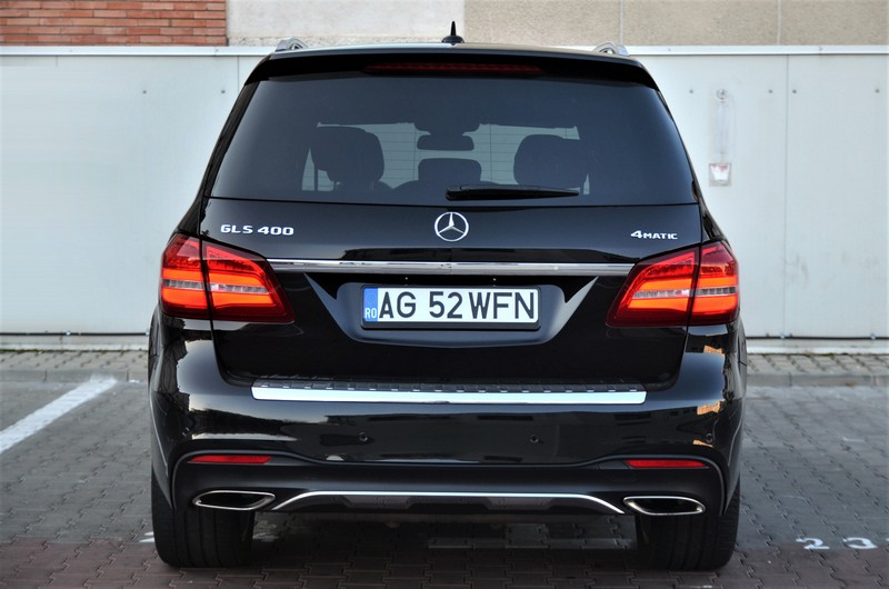 MERCEDES-BENZ GLS 400 4 MATIC Foto 6